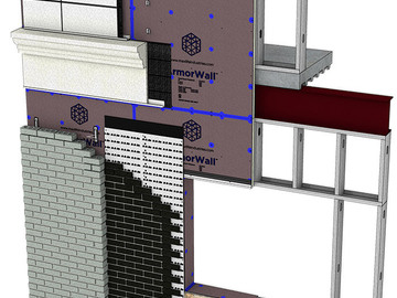 Free Consultation: ARMORWALL™ Structural Insulated Sheathing Panel