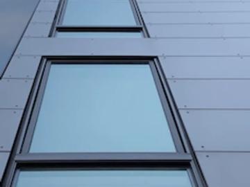 Prefabricated Materials: Wallshell Shield™ Rainscreen System