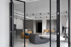 Prefabricated Materials: Wallshell Bi-Folding Glass Door