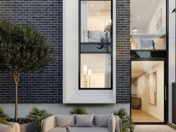 Prefabricated Materials: Wallshell Fixed Window