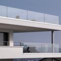 Prefabricated Materials: Wallshell Glass Railing